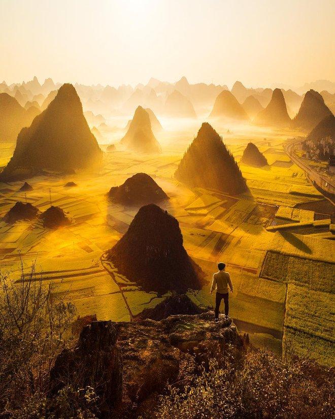 12 điểm đến đẹp tựa kì quan mà ai mê du lịch cũng mơ được đặt chân đến một lần trong đời - Ảnh 2.
