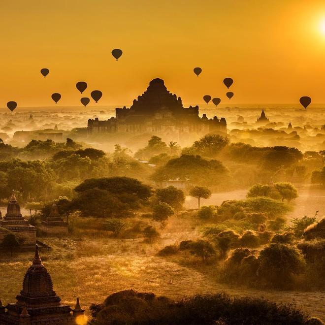 12 điểm đến đẹp tựa kì quan mà ai mê du lịch cũng mơ được đặt chân đến một lần trong đời - Ảnh 9.