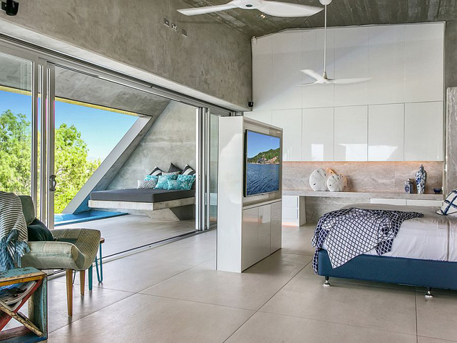 Choáng ngợp với căn biệt thự đạt giải Nhất về kiến trúc vì tiện nghi hoàn hảo như một khu nghỉ dưỡng - Ảnh 15.