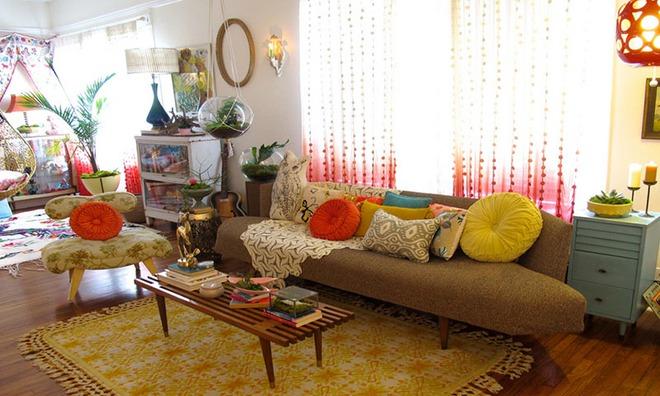 Mỗi khi hè sang là nhà nhà lại muốn có một căn phòng khách như thế này - Ảnh 5.