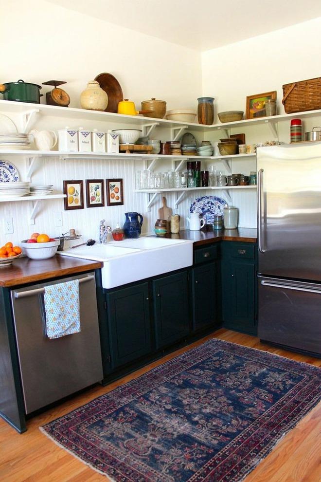 Đây là những căn bếp đủ sức khiến bạn đắm chìm cả ngày trong đó - Ảnh 10.