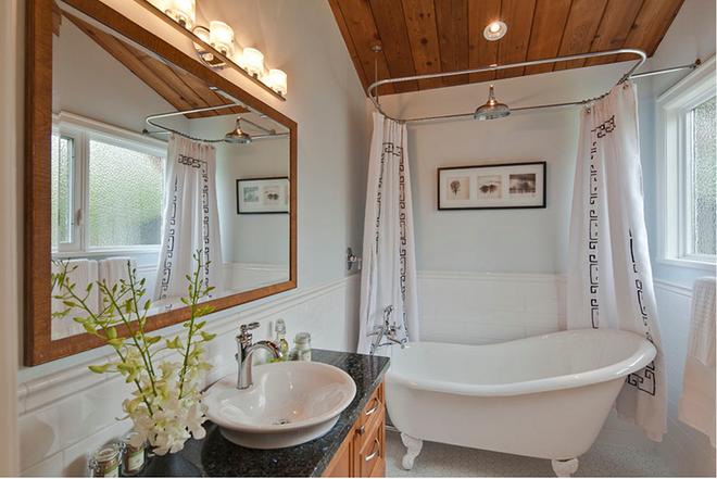 Có thể bạn không tin nhưng phong cách Bohemian cũng hợp với phòng tắm lắm đấy - Ảnh 2.