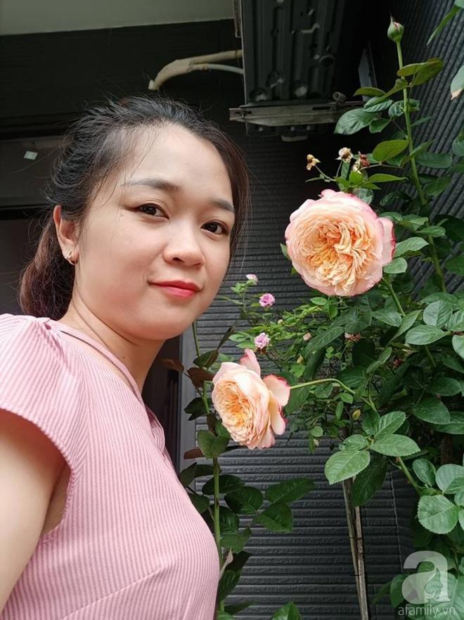 Ngôi nhà hoa hồng nhỏ nhắn và vô cùng dễ thương giữa thành phố Hạ Long của mẹ trẻ xinh đẹp - Ảnh 2.