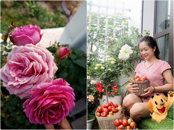 Ngôi nhà hoa hồng nhỏ nhắn và vô cùng dễ thương giữa thành phố Hạ Long của mẹ trẻ xinh đẹp - Ảnh 23.