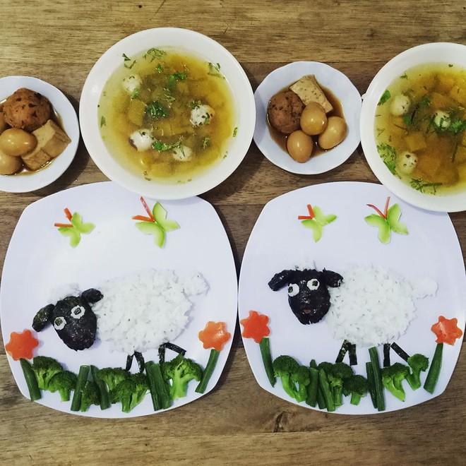 Mẹ đảm chia sẻ cách tạo ra thiên đường thức ăn cho con trai 2 tuổi chỉ với ít phút mỗi ngày - Ảnh 8.