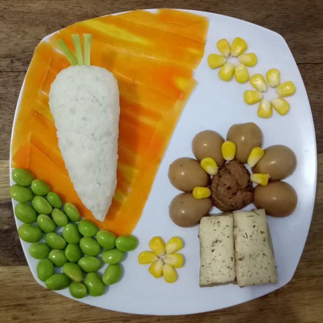 Mẹ đảm chia sẻ cách tạo ra thiên đường thức ăn cho con trai 2 tuổi chỉ với ít phút mỗi ngày - Ảnh 9.