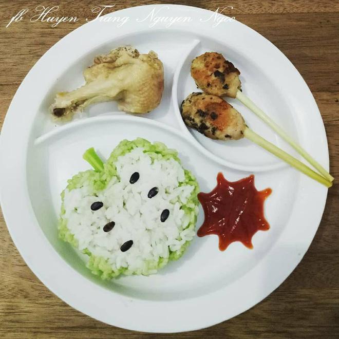 Mẹ đảm chia sẻ cách tạo ra thiên đường thức ăn cho con trai 2 tuổi chỉ với ít phút mỗi ngày - Ảnh 10.