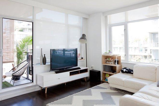 Căn hộ với cách bố trí nội thất đẹp hoàn hảo đến từng chi tiết giúp các bé phát triển trí thông minh - Ảnh 3.