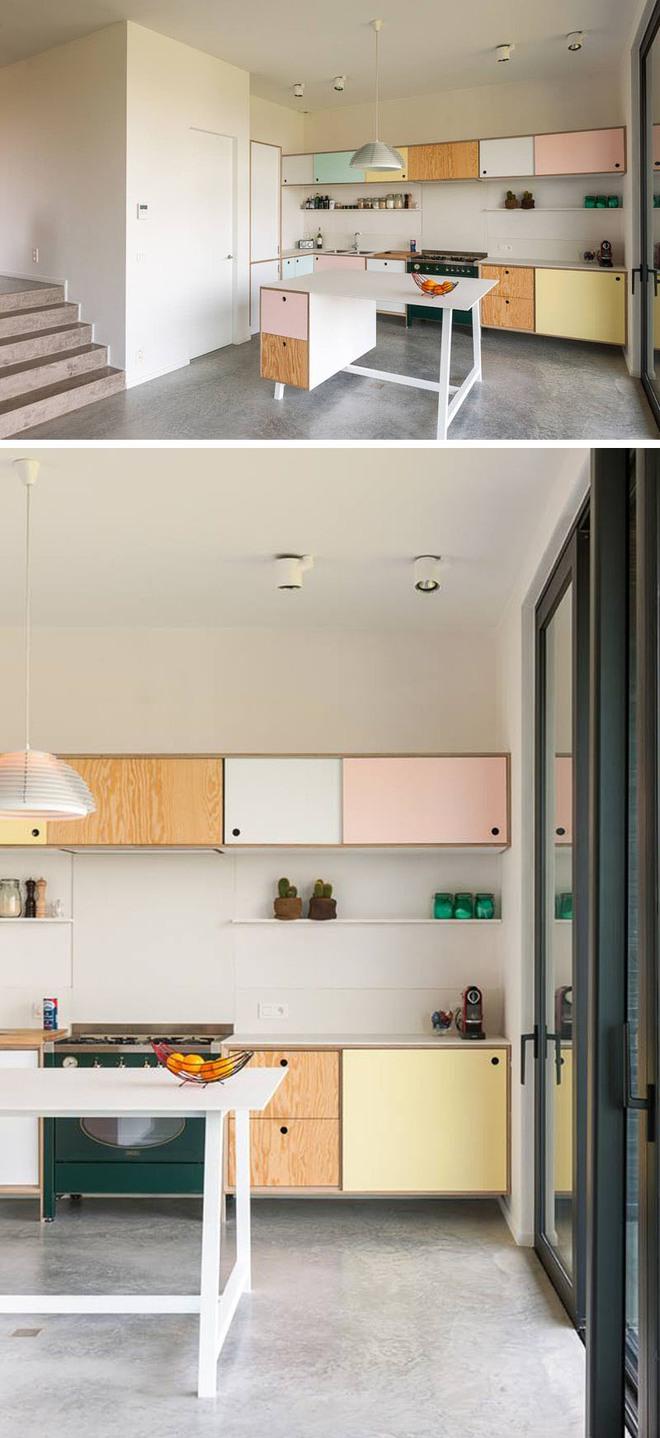 Những căn bếp nhỏ đẹp tới mức bạn sẵn sàng bỏ bếp rộng để được ở trong không gian này - Ảnh 10.