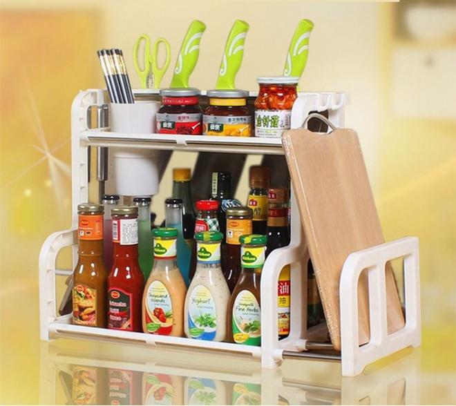 9 mẫu hộp đựng gia vị đa năng cho nhà bếp gọn xinh với giá thành chưa đến 300 nghìn đồng - Ảnh 6.