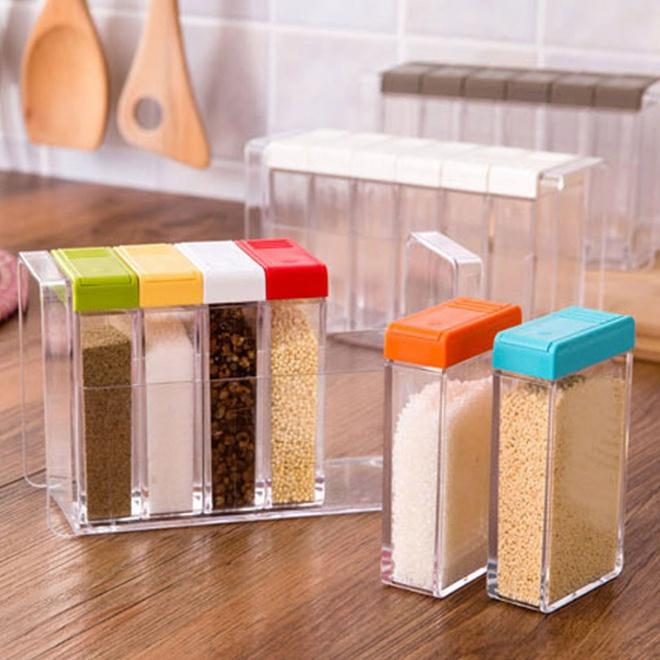 9 mẫu hộp đựng gia vị đa năng cho nhà bếp gọn xinh với giá thành chưa đến 300 nghìn đồng - Ảnh 12.