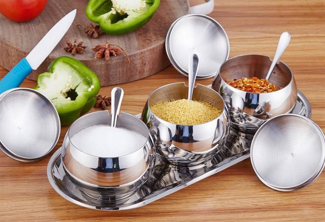 9 mẫu hộp đựng gia vị đa năng cho nhà bếp gọn xinh với giá thành chưa đến 300 nghìn đồng - Ảnh 13.