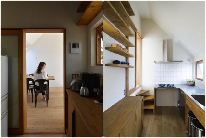 Ngôi nhà phố 43m² đẹp thanh bình với sân vườn xanh mát cây cỏ của gia đình trẻ ở ngay thủ đô Tokyo, Nhật Bản - Ảnh 10.