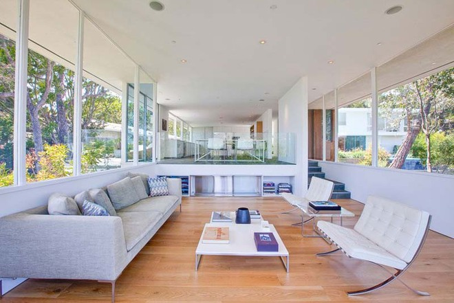 Không gian phòng khách sẽ trở nên cực ấn tượng nếu bạn thiết kế theo phong cách độc đáo này - Ảnh 6.