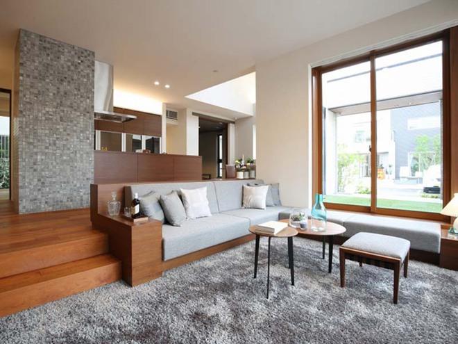 Không gian phòng khách sẽ trở nên cực ấn tượng nếu bạn thiết kế theo phong cách độc đáo này - Ảnh 8.