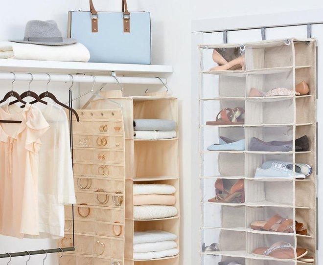 Không gian tưởng chừng như vô dụng dưới đây lại có thể trở thành tủ quần áo chỉ trong vài nốt nhạc - Ảnh 6.