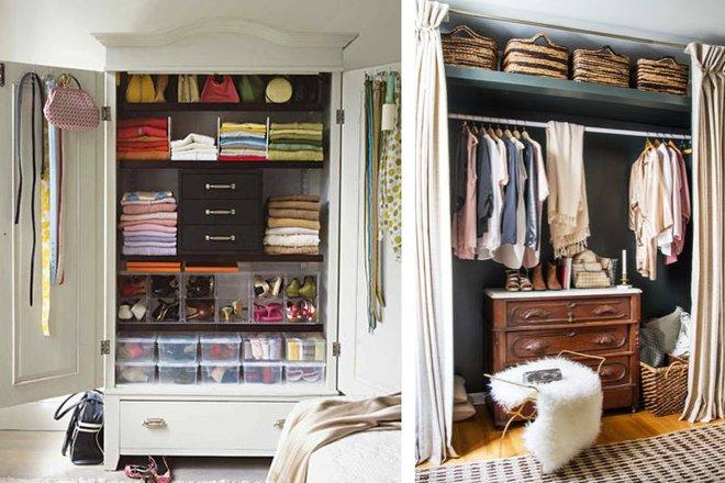 Không gian tưởng chừng như vô dụng dưới đây lại có thể trở thành tủ quần áo chỉ trong vài nốt nhạc - Ảnh 12.