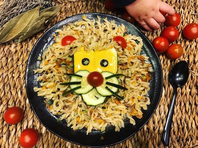 Mẹ Việt ở Pháp trang trí bữa ăn cho con chẳng khác gì những tác phẩm nghệ thuật đỉnh cao - Ảnh 5.