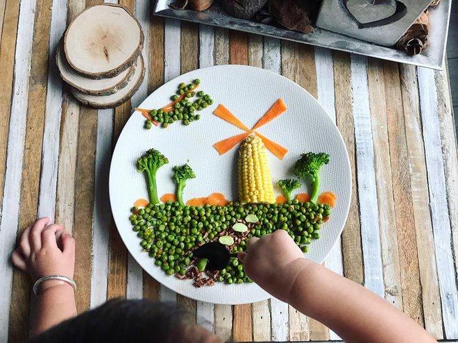 Mẹ Việt ở Pháp chia sẻ kinh nghiệm trang trí bữa ăn cho con chẳng khác gì những tác phẩm nghệ thuật đỉnh cao - Ảnh 16.