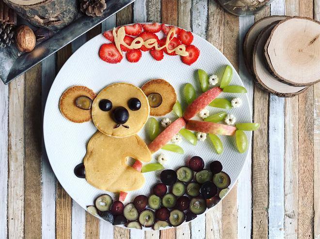 Mẹ Việt ở Pháp trang trí bữa ăn cho con chẳng khác gì những tác phẩm nghệ thuật đỉnh cao - Ảnh 21.
