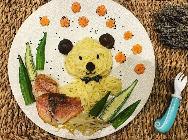 Mẹ Việt ở Pháp chia sẻ kinh nghiệm trang trí bữa ăn cho con chẳng khác gì những tác phẩm nghệ thuật đỉnh cao - Ảnh 24.