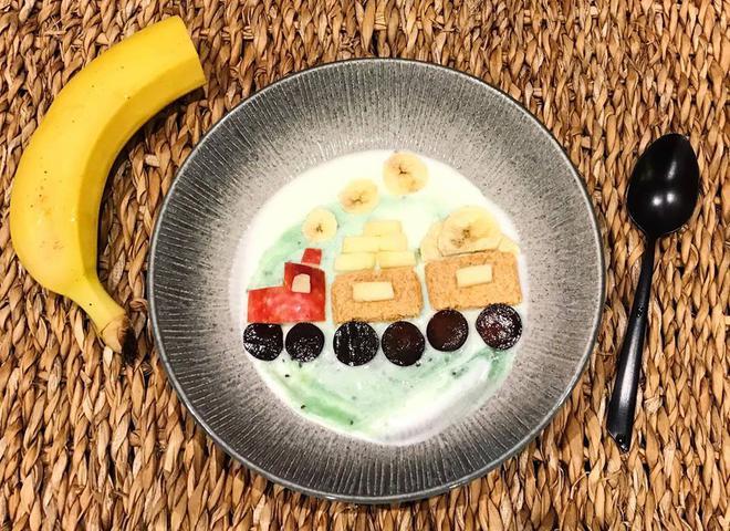 Mẹ Việt ở Pháp trang trí bữa ăn cho con chẳng khác gì những tác phẩm nghệ thuật đỉnh cao - Ảnh 25.