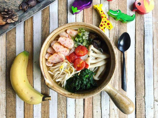 Mẹ Việt ở Pháp chia sẻ kinh nghiệm trang trí bữa ăn cho con chẳng khác gì những tác phẩm nghệ thuật đỉnh cao - Ảnh 29.