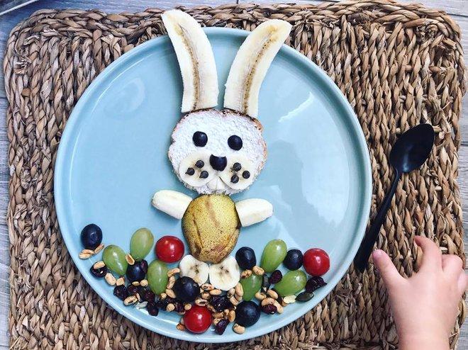 Mẹ Việt ở Pháp trang trí bữa ăn cho con chẳng khác gì những tác phẩm nghệ thuật đỉnh cao - Ảnh 32.