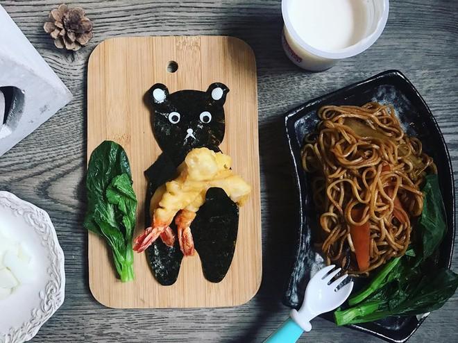 Mẹ Việt ở Pháp trang trí bữa ăn cho con chẳng khác gì những tác phẩm nghệ thuật đỉnh cao - Ảnh 38.