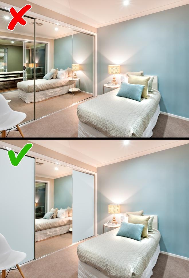 13 lỗi thường gặp trong bố trí nội thất khiến không gian lộn xộn và thiếu ấm cúng - Ảnh 6.