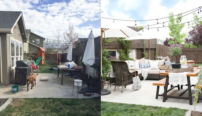 Giật mình trước sự thay đổi ngỡ ngàng của 10 thiết kế sân vườn được cải tạo lại dưới đây - Ảnh 1.