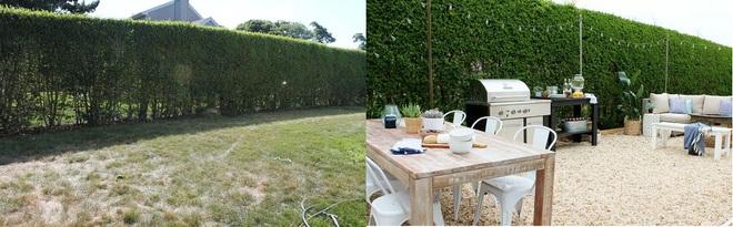 Giật mình trước sự thay đổi ngỡ ngàng của 10 thiết kế sân vườn được cải tạo lại dưới đây - Ảnh 7.