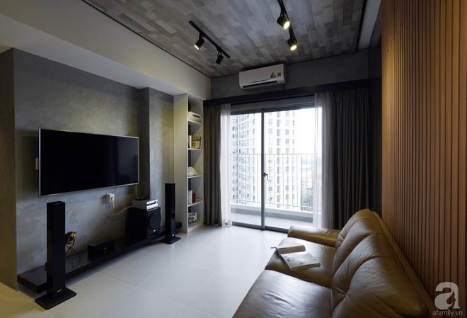 Căn hộ 90m² có phong cách thiết kế rất lạ nhưng cũng rất quen của đôi vợ chồng 8x ở Sài Gòn - Ảnh 3.