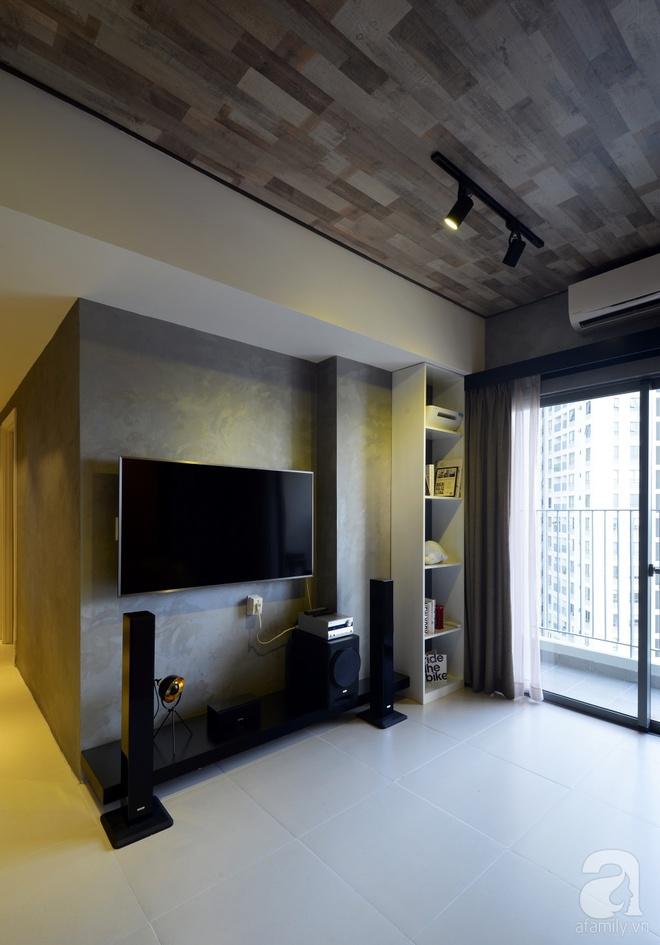 Căn hộ 90m² có phong cách thiết kế rất lạ nhưng cũng rất quen của đôi vợ chồng 8x ở Sài Gòn - Ảnh 5.