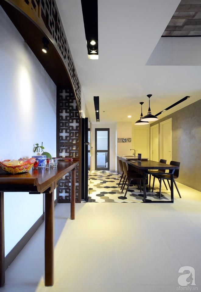 Căn hộ 90m² có phong cách thiết kế rất lạ nhưng cũng rất quen của đôi vợ chồng 8x ở Sài Gòn - Ảnh 6.