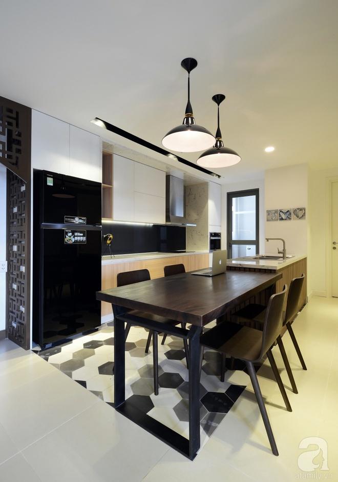 Căn hộ 90m² có phong cách thiết kế rất lạ nhưng cũng rất quen của đôi vợ chồng 8x ở Sài Gòn - Ảnh 7.