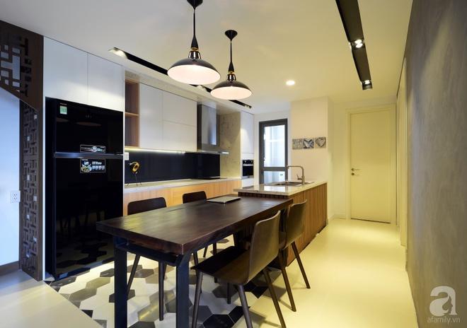 Căn hộ 90m² có phong cách thiết kế rất lạ nhưng cũng rất quen của đôi vợ chồng 8x ở Sài Gòn - Ảnh 8.