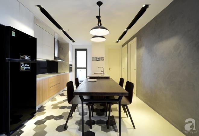 Căn hộ 90m² có phong cách thiết kế rất lạ nhưng cũng rất quen của đôi vợ chồng 8x ở Sài Gòn - Ảnh 9.