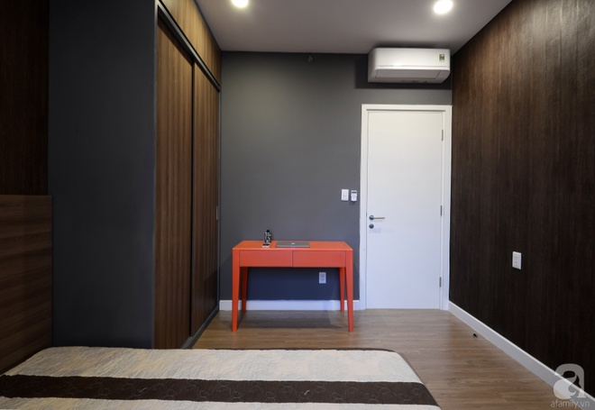 Căn hộ 90m² có phong cách thiết kế rất lạ nhưng cũng rất quen của đôi vợ chồng 8x ở Sài Gòn - Ảnh 11.