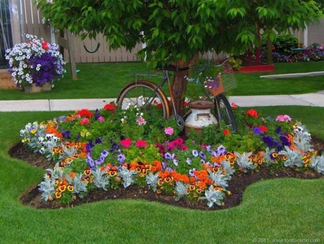 12 ý tưởng thiết kế khu vườn đẹp với biến tấu của hoa khiến bạn không thể rời mắt - Ảnh 5.