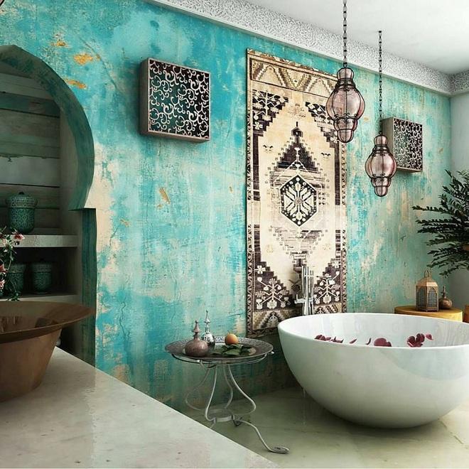 Chọn màu ngọc lam cho nhà tắm chính là xu hướng thiết kế mới nhất trong năm tới - Ảnh 6.