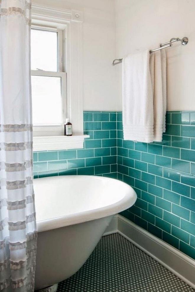 Chọn màu ngọc lam cho nhà tắm chính là xu hướng thiết kế mới nhất trong năm tới - Ảnh 7.