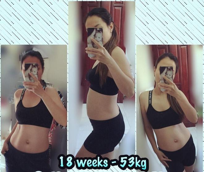 Nữ MC chia sẻ chế độ ăn lý tưởng cho mẹ bầu để vào con mà không vào mẹ - Ảnh 11.
