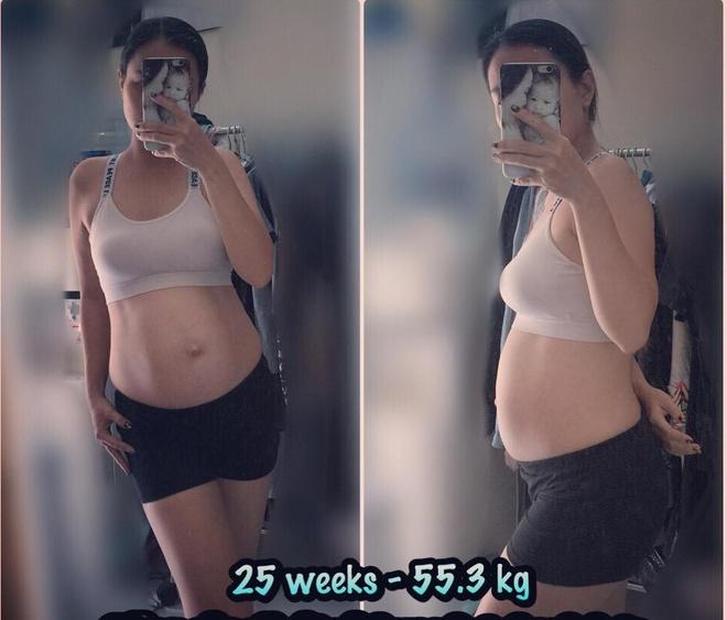 Nữ MC chia sẻ chế độ ăn lý tưởng cho mẹ bầu để vào con mà không vào mẹ - Ảnh 17.