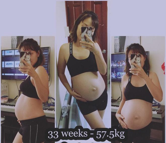 Nữ MC chia sẻ chế độ ăn lý tưởng cho mẹ bầu để vào con mà không vào mẹ - Ảnh 19.