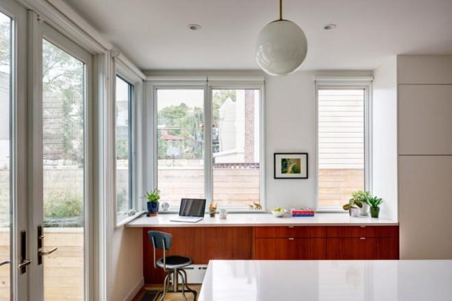 Diện tích chỉ 30m², ngôi nhà bằng gỗ dưới đây vẫn vô cùng hiện đại và bắt mắt - Ảnh 7.