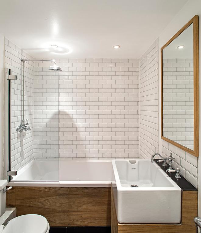 Những mẫu bồn tắm mini siêu yêu bất chấp phòng tắm nhà bạn nhỏ đến mấy - Ảnh 2.
