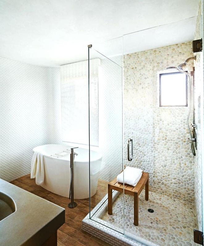 Những mẫu bồn tắm mini siêu yêu bất chấp phòng tắm nhà bạn nhỏ đến mấy - Ảnh 7.