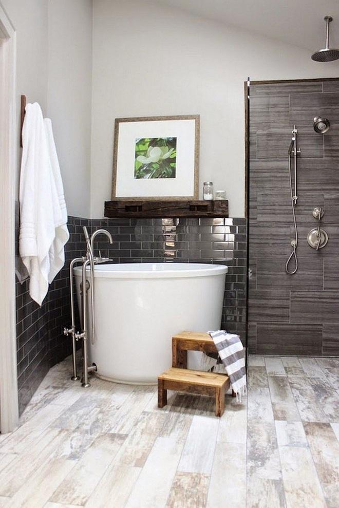 Những mẫu bồn tắm mini siêu yêu bất chấp phòng tắm nhà bạn nhỏ đến mấy - Ảnh 9.