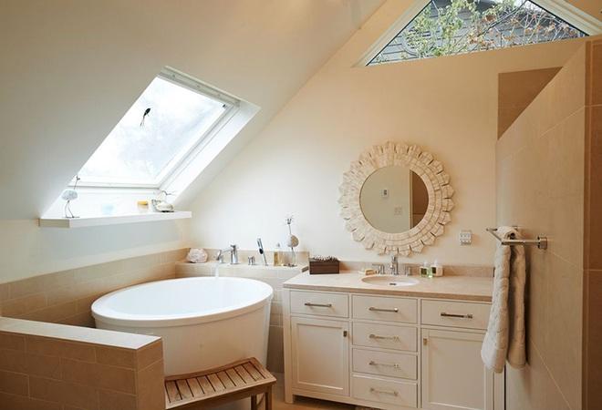 Những mẫu bồn tắm mini siêu yêu bất chấp phòng tắm nhà bạn nhỏ đến mấy - Ảnh 10.